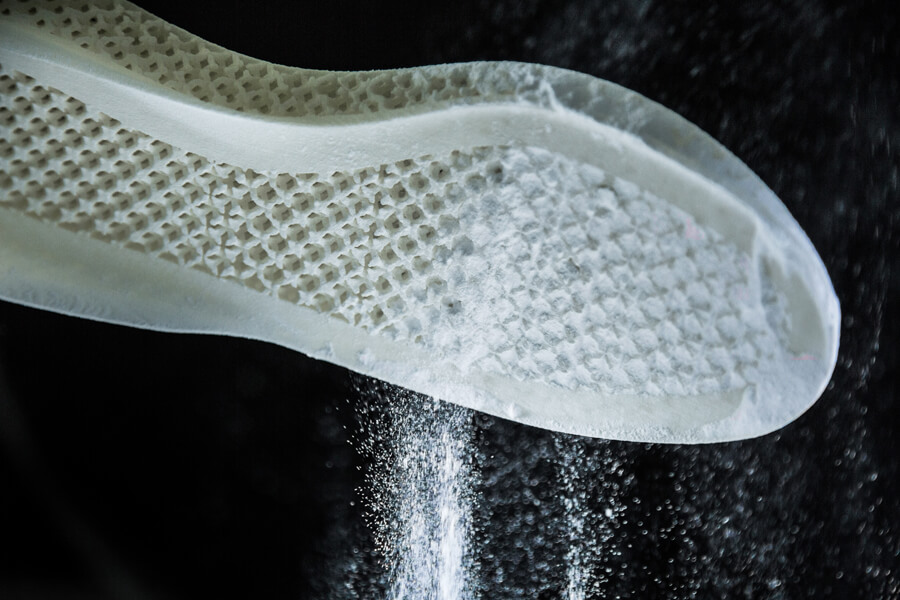 Adidas 3D-Printed Performance Footwear