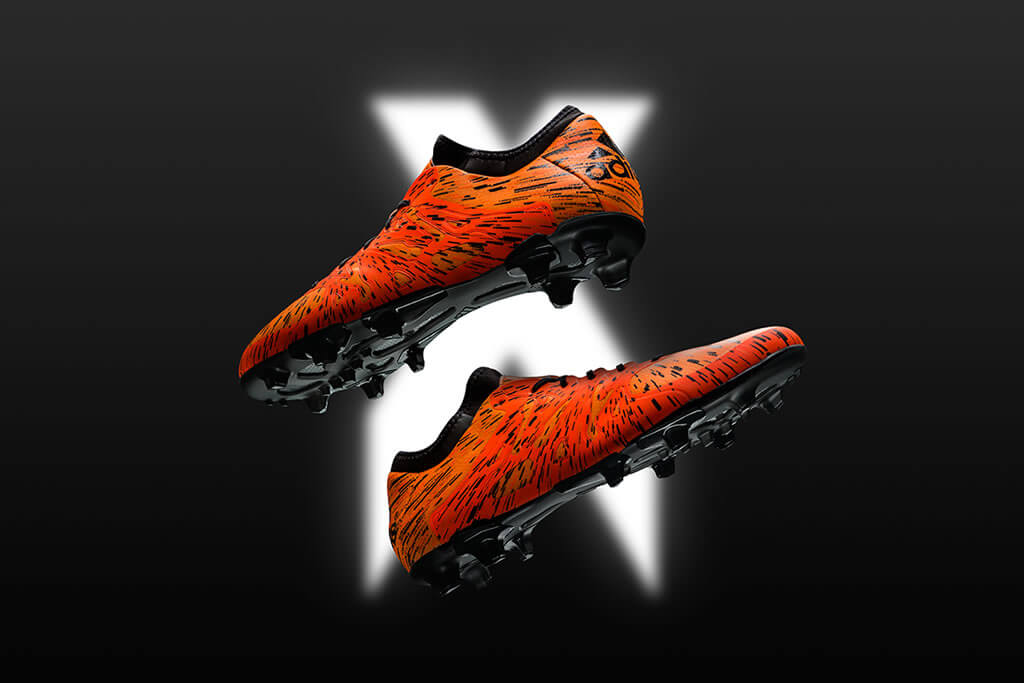 Adidas X 15 Cleat Receives A Menace Pack