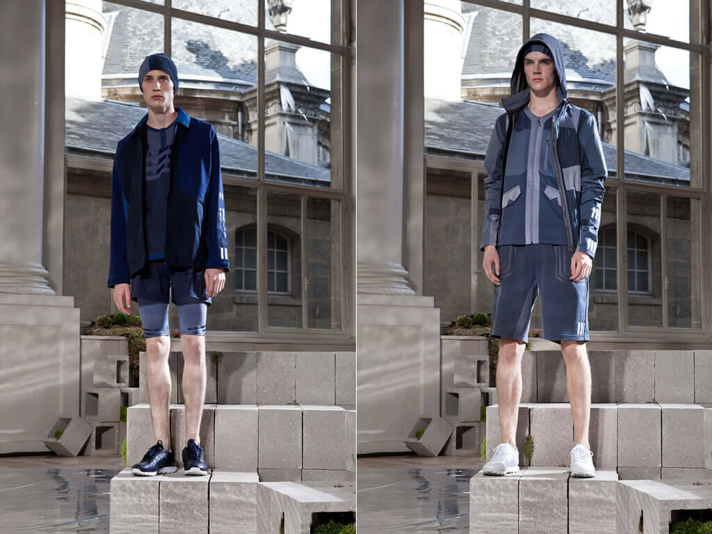 Apparel for Spring Summer by Adidas