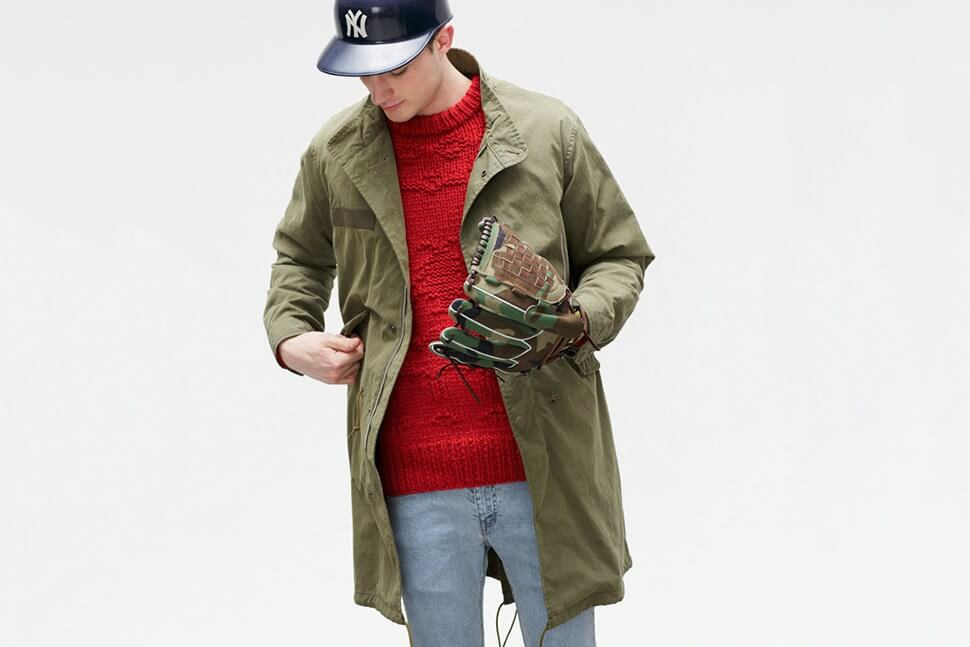 Baseball Glove, Fall-Winter Lookbook By Habanos