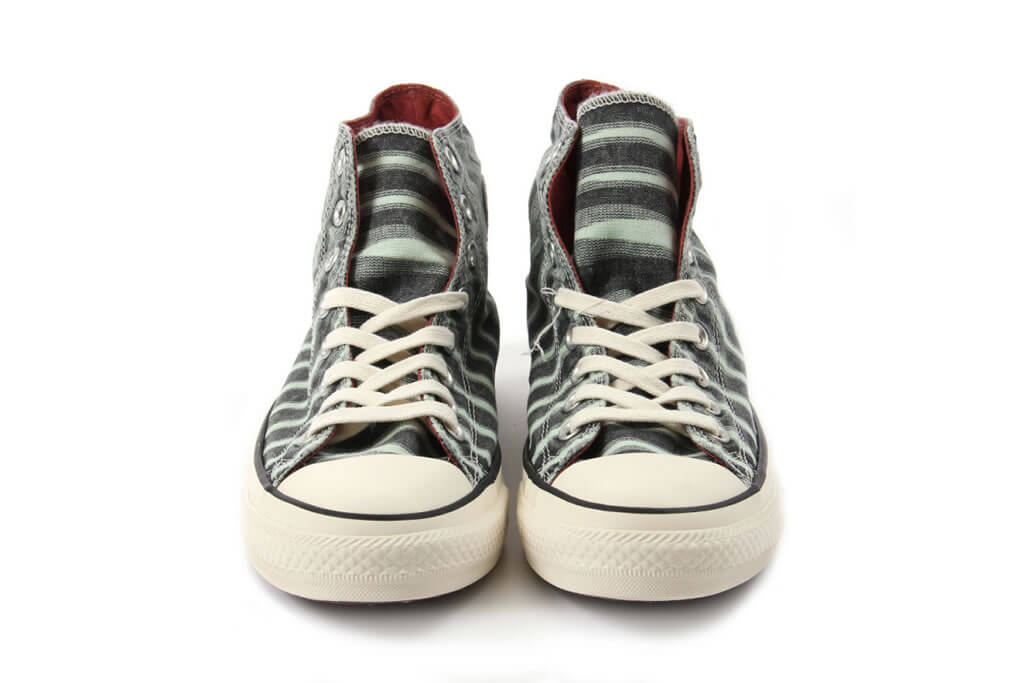 Two Chuck Taylor Sneakers By Missoni and Converse 2ebc95101