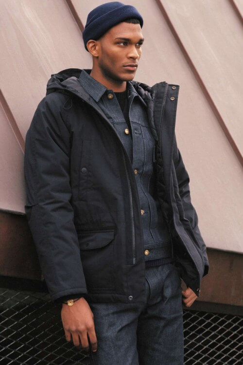 Edwin Fall Winter Collection and Indigo Line