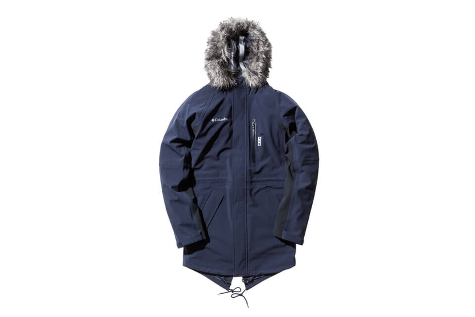 Exeter Down Parka