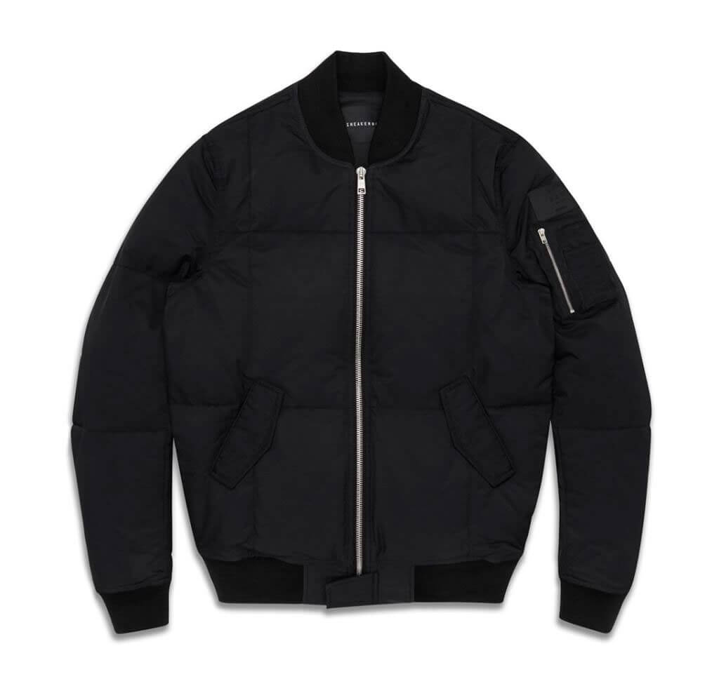 F2 Wadded Blouson by Sneakerboy