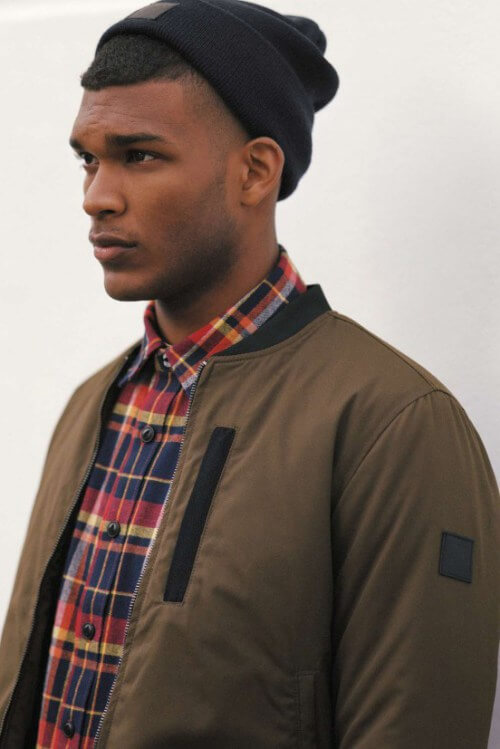 Fall Winter Collection By Edwin, Padded Jacket