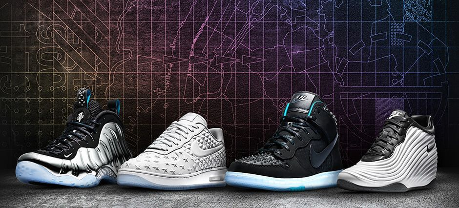 Glorious Nike Sportswear 2015 Constellation Collection