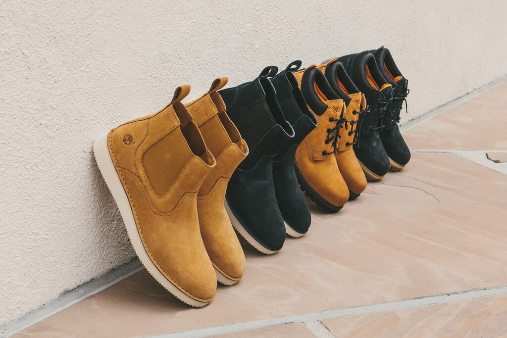 Publish x Timberland Reinventing California Line