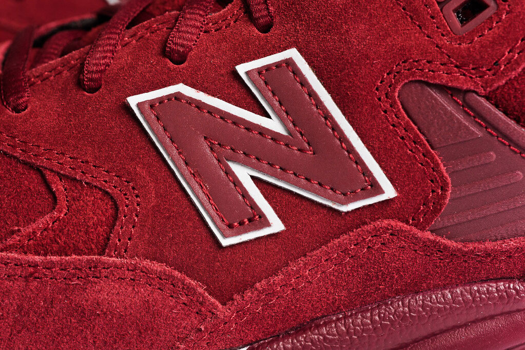 Red Sneaker by New Balance