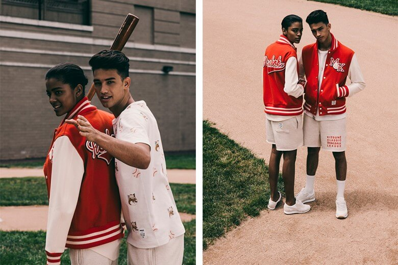 Reebok Classic Baseball Inspired Collection