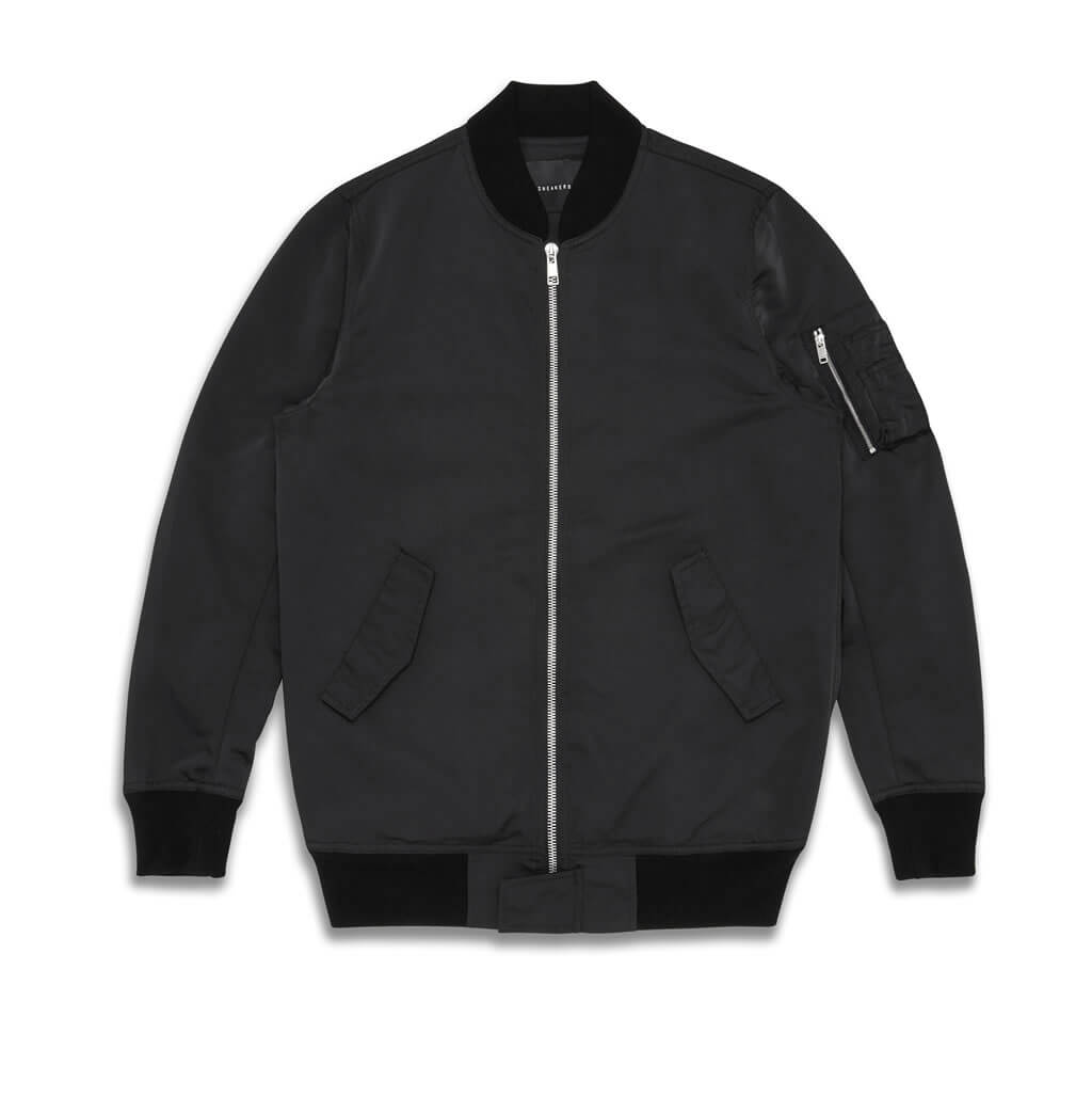 Sneakerboy Flight Jacket for Winter