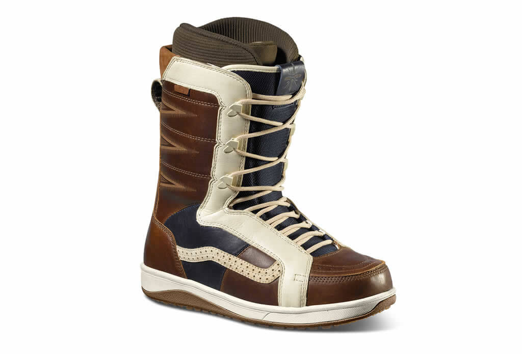 Special-Edition Snowboard Boots By Vans