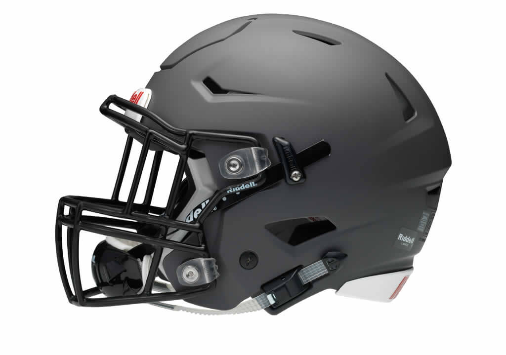 The Riddell SpeedFlex Helmet, Side View
