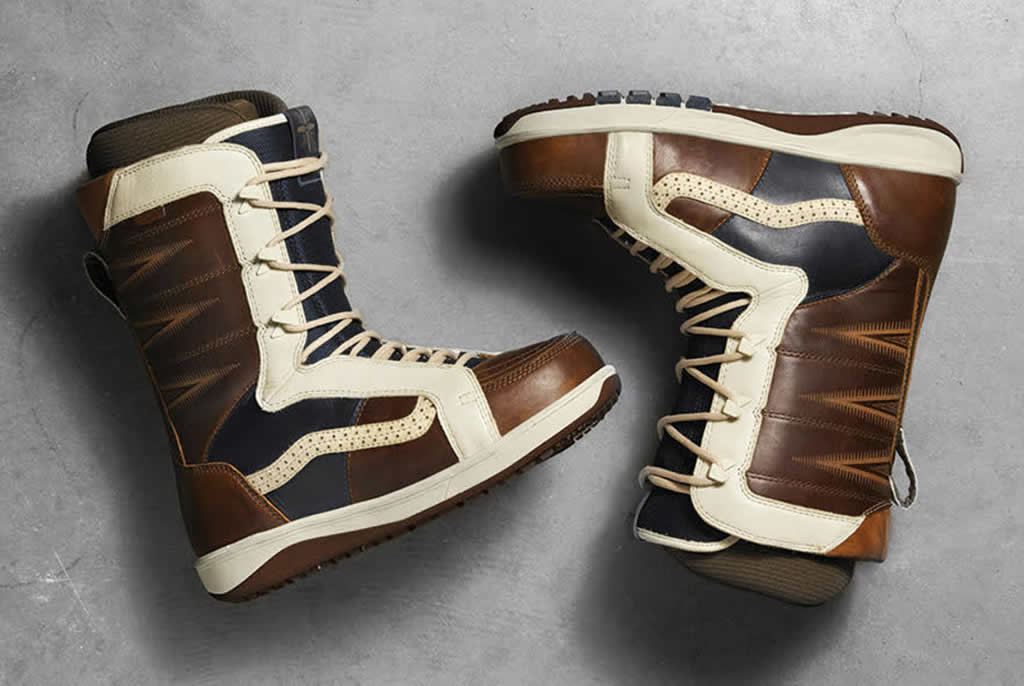 Vans Special-Edition Snowboard Boots