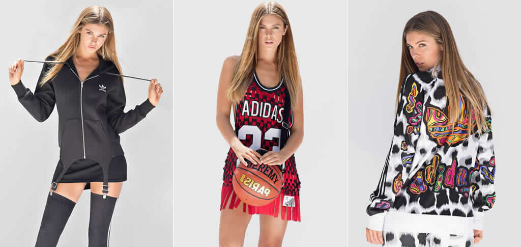 adidas Originals Collection by Jeremy Scott