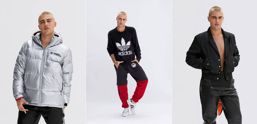 adidas Originals by Jeremy Scott Fall Winter Collection