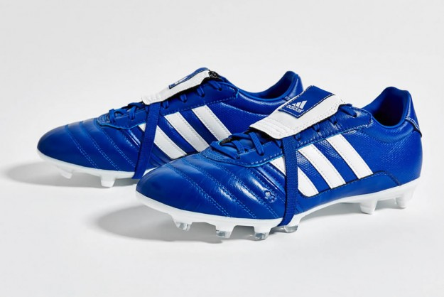 Adidas Best Football Shoe Blue And Black