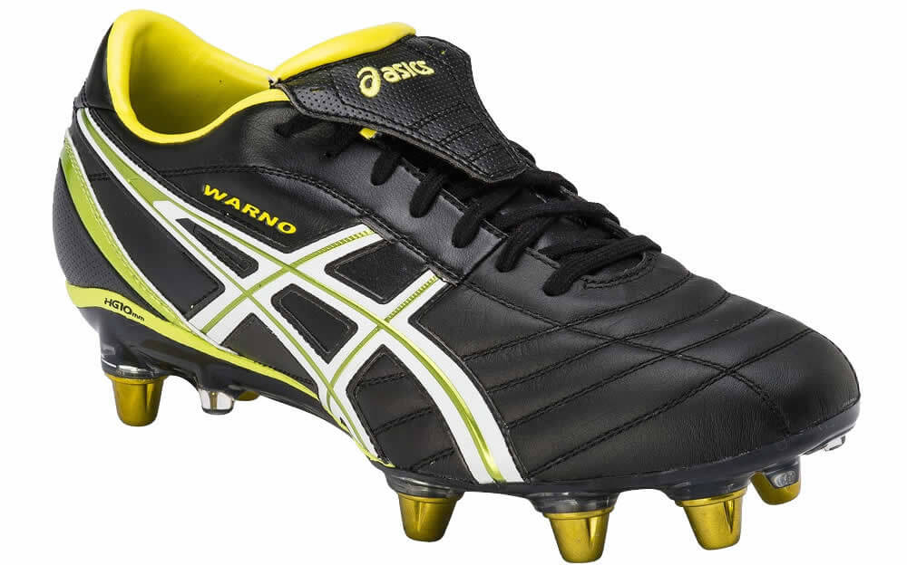 alguna cosa Temeridad Resolver  Lethal Warno ST 2 Rugby Shoes By ASICS
