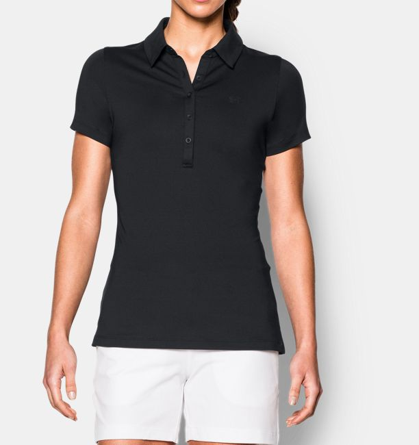 Black Women's Zinger Golf By Under Armour