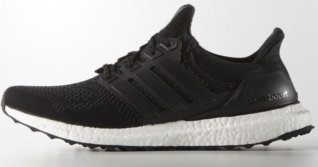 Black adidas Originals Ultra Boost