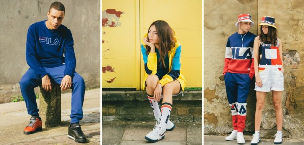 Collection for Spring-Summer by FILA