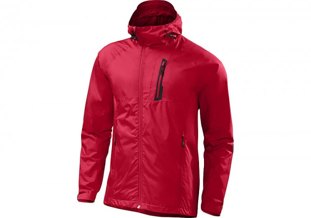 Cycling Red Jacket for Men