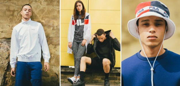 FILA collection for Spring-Summer 2016