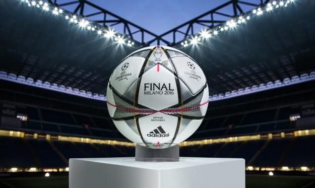 Finale Milano 2016 Champions League Ball