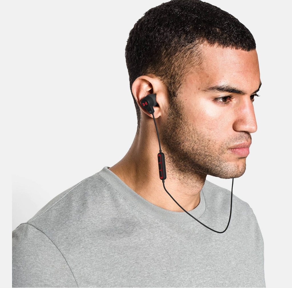 Headphones Wireless by Under Armour