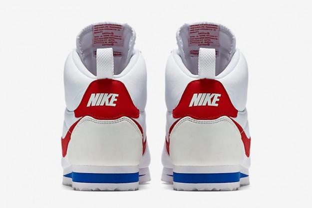 Heel Tab, Nike Cortez Chukka Kicks