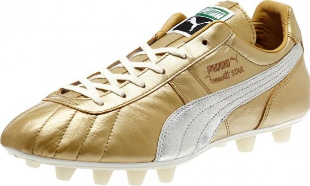King Menotti Star Football Cleats by Puma