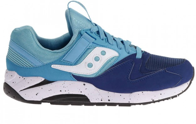 Low-Top Grid 9000 by Saucony