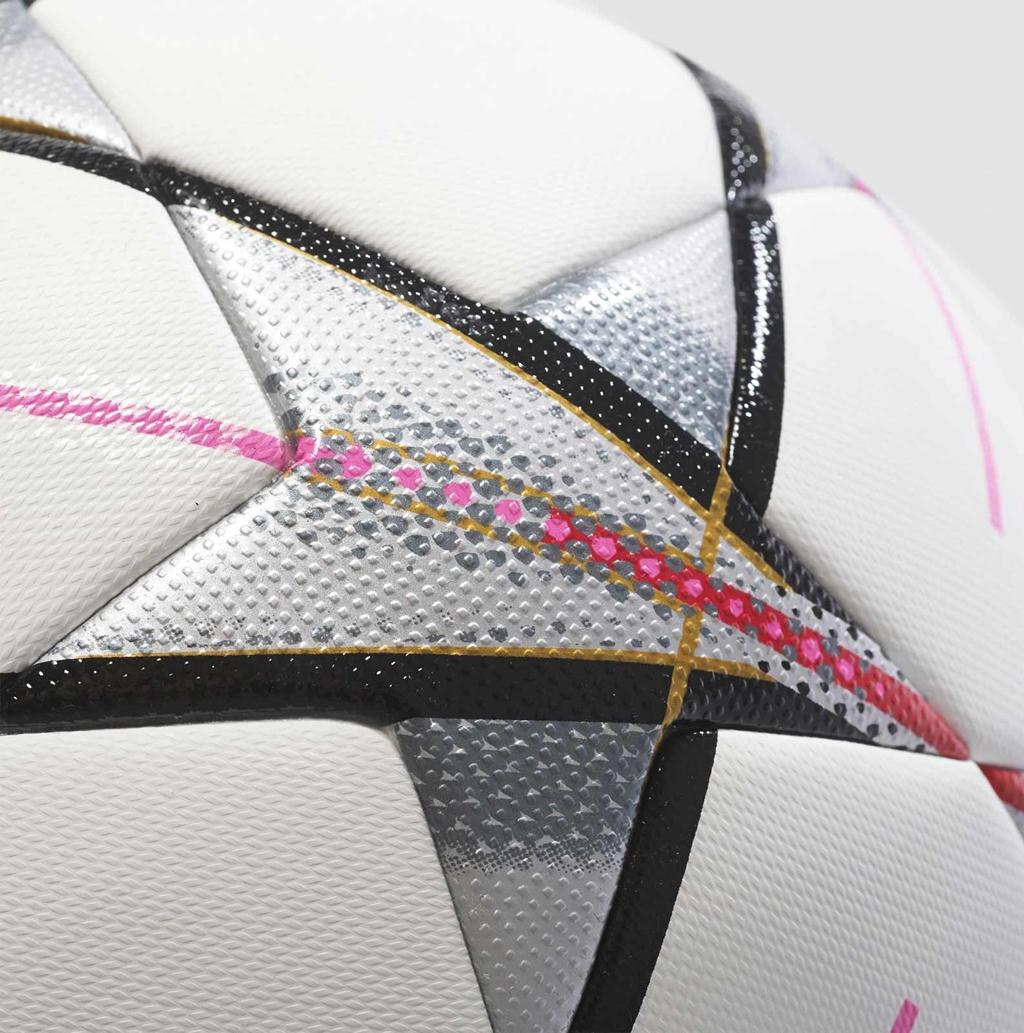 Official Match Ball by adidas