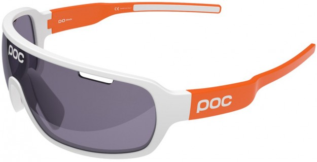 Orange Do Blade Raceday Sunglasses By POC