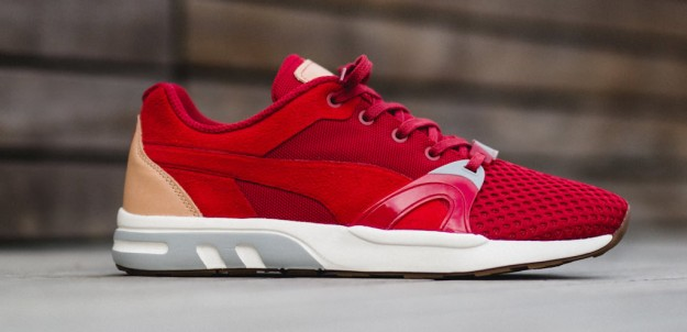 PUMA XT-S Clancy Pack, Red Sneaker