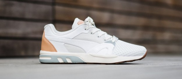 PUMA XT-S Clancy Pack, White Sneaker
