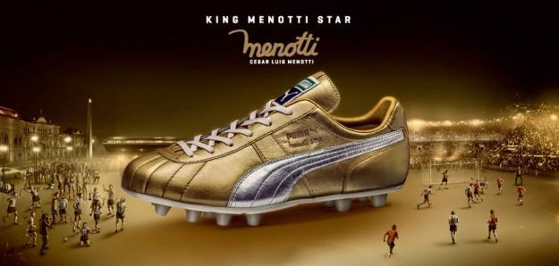 Puma King Menotti Star Football Cleats