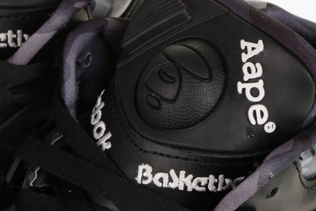 Pump Omni Lite Kicks By AAPE x Reebok