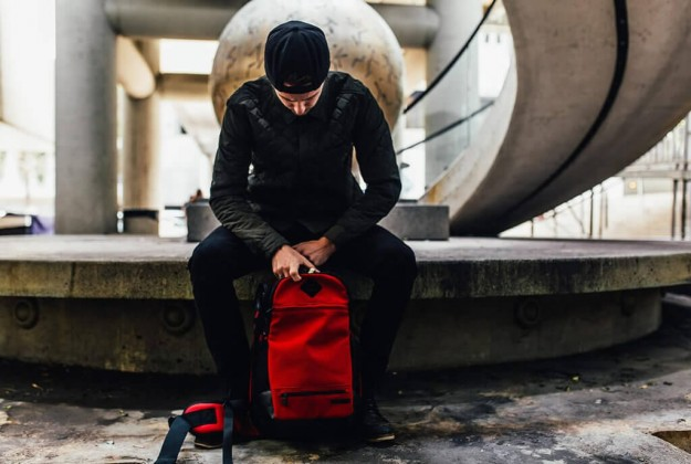Red Boulder Pack, Lexdray Bag Collection