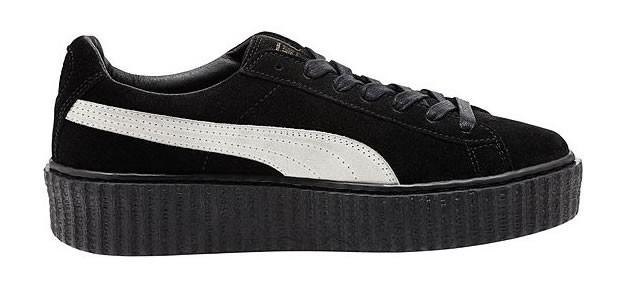 Rihanna and PUMA, Creeper Sneaker