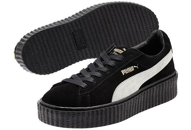 Rihanna and PUMA Sneaker