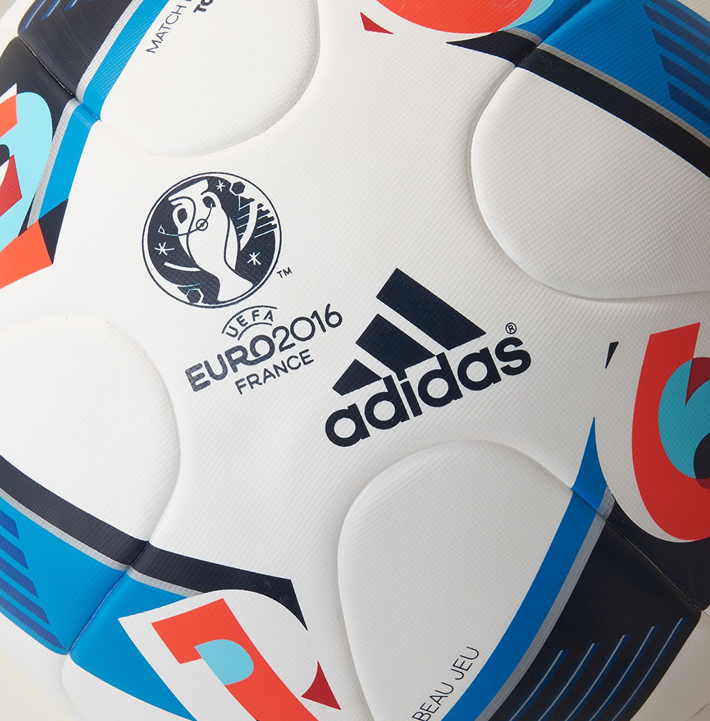 Soccer Ball by Adidas