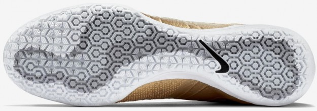 Sole, Gold Mercurial 2015-2016 Boots By Nike