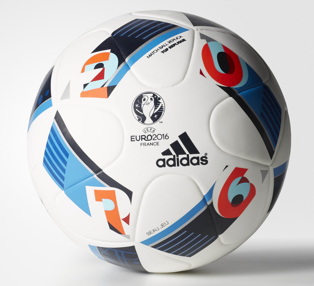 high quality uefa euro 2016 top replique soccer ball. Black Bedroom Furniture Sets. Home Design Ideas