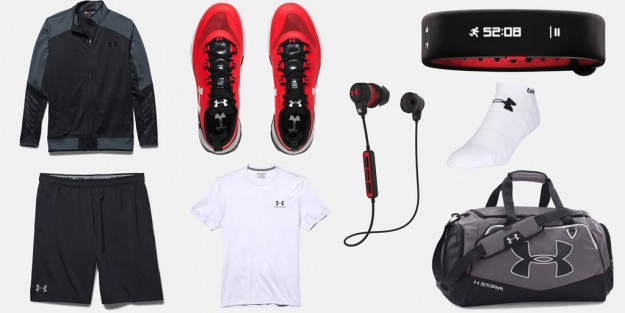 Under Armour Gym Outfit For Men