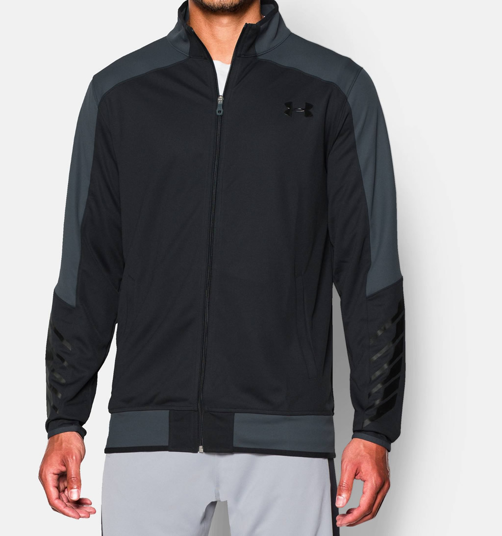 Under Armour Warm Up Black Jacket