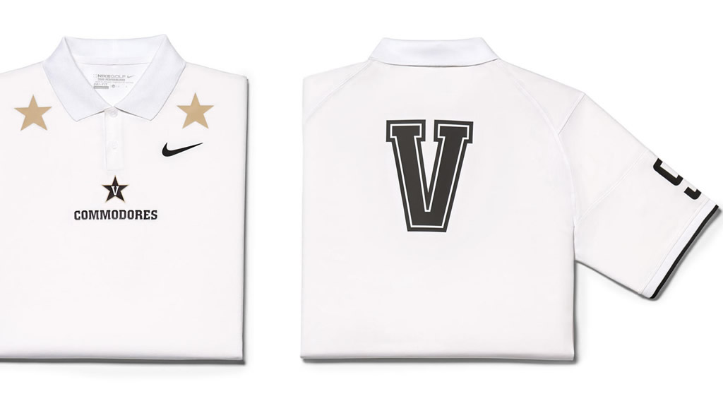 Uniforms Golf Championships Vanderbilt by Nike Golf