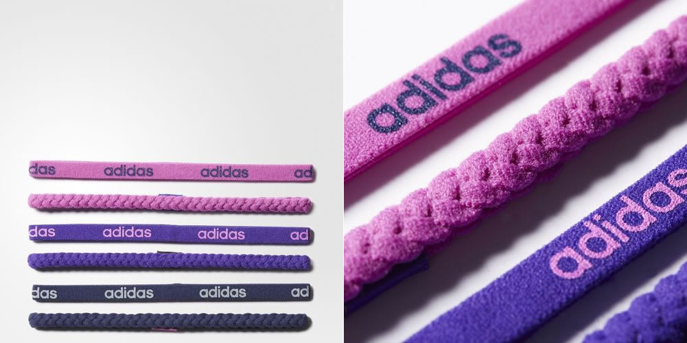 Women's Yoga Hairbands By Adidas