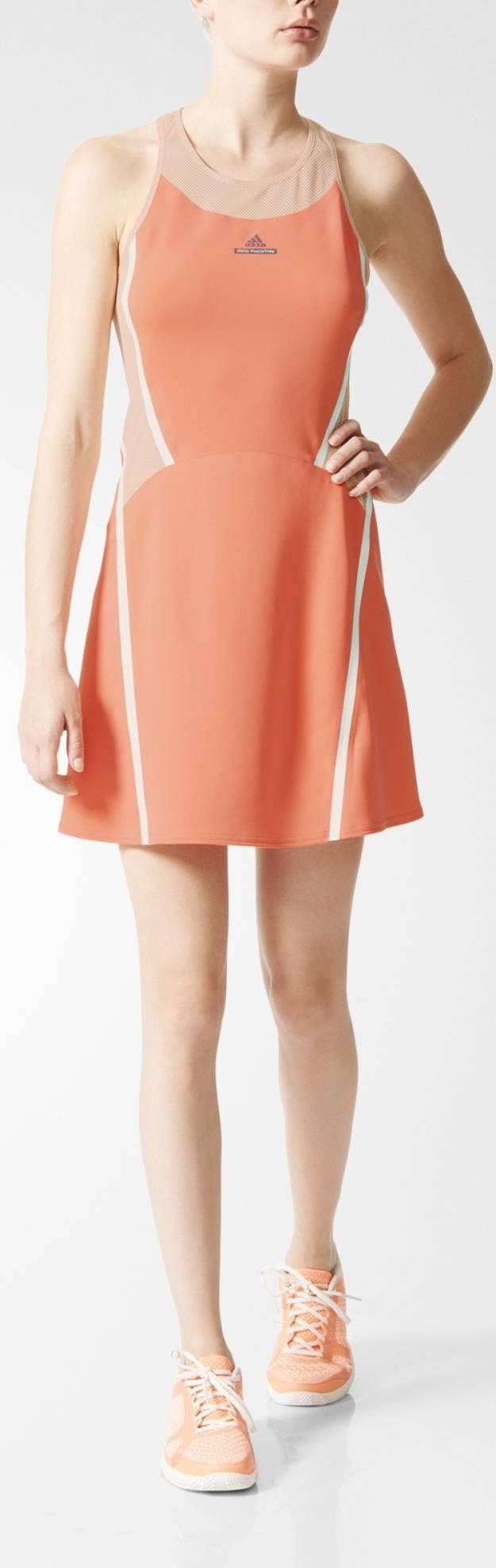 adidas Stella McCartney Pink Tennis Dress