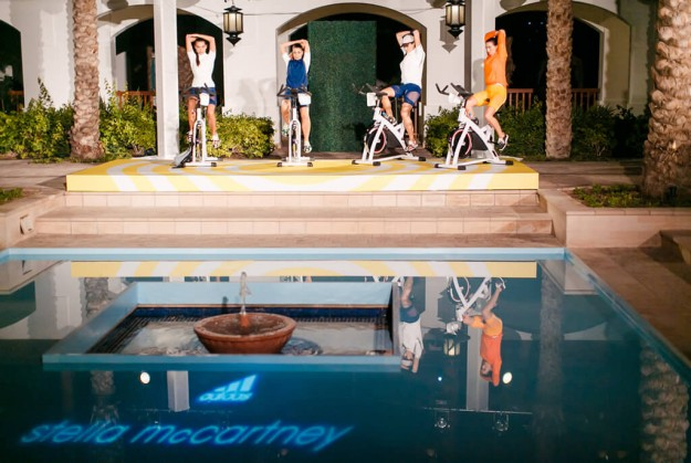 adidas by Stella McCartney 2016 Collection, Cycling