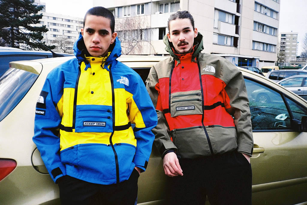 2016 Spring-Summer Collection By Supreme & The North Face